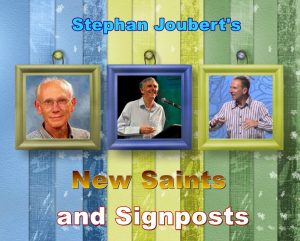 Stephan Joubert's New Saints