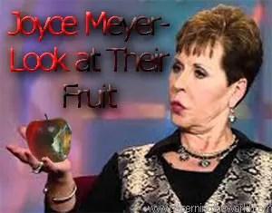 joyce meyer look at their fruit