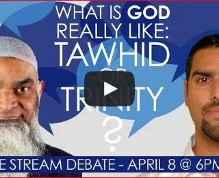 what is God really like – Tawhid or Trinity