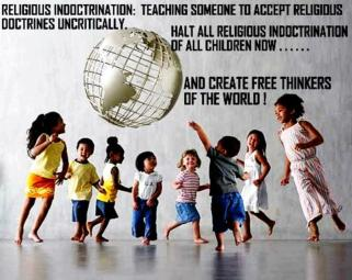 "Stop Religious Indoctrination Develops ""Fee"" Thinkers"