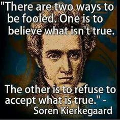 Truth from Kierkegaard