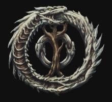 Ouroboros Satan Antichrist Tree Knowledge