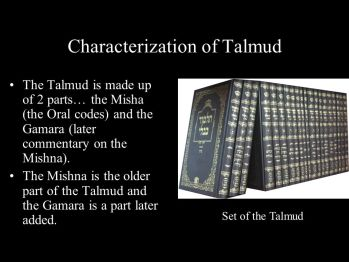 Talmud Defined