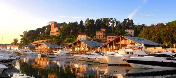 Città più belle della riviera di Ponente in Liguria