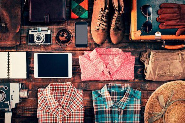 5 trucchi per la valigia perfetta