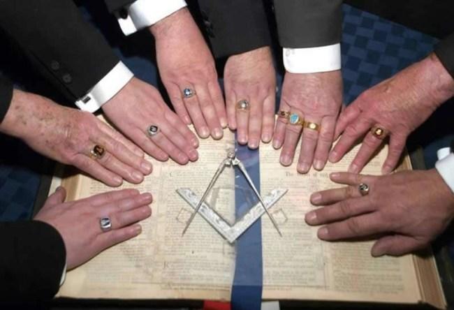 Freemasons and Vatican