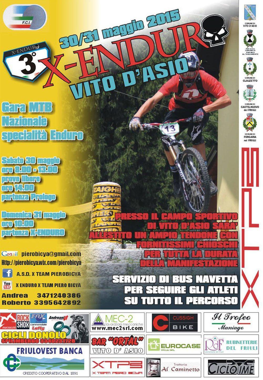 30-31.05.2015 – X-Enduro a Vito D'Asio