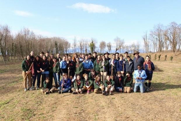scout castelliere 620x413 MERETO DI TOMBA: Il Castelliere di Savalons sarà destinato a progetti didattici e di sviluppo del territorio