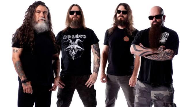 slayer 1 SLAYER   Il gruppo icona metal mondiale in arrivo per un unico concerto nel Nordest a Lignano Sabbiadoro