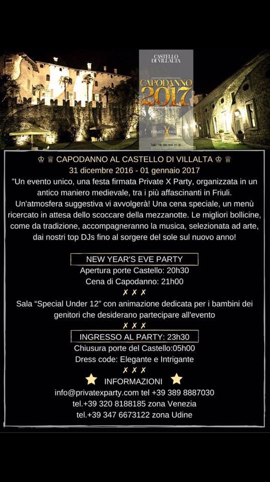 15337645 10211474809413865 190855479164386743 n 1 Capodanno 2017, al castello di Villalta !