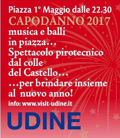 udine 1 Capodanno 2017   a Udine