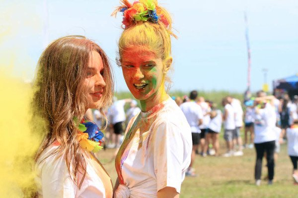 the color run 2 600x400 The color run a Lignano, 29 luglio 2017