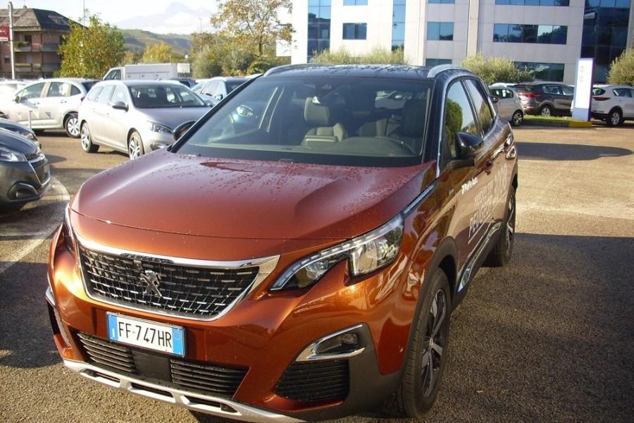 Peugeot 3008 la nuova generazione.