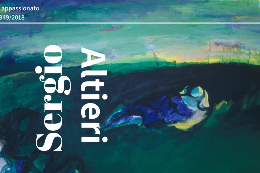 Sergio Altieri fino al  22 Luglio 2018 Palazzo Attems Petzestein, Gorizia