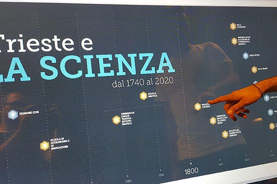 Un libro per capire il passato e il presente della ricerca a Trieste