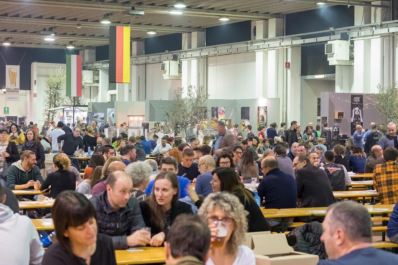 Il Pordenone Beer Show torna a novembre alla Fiera di Pordenone