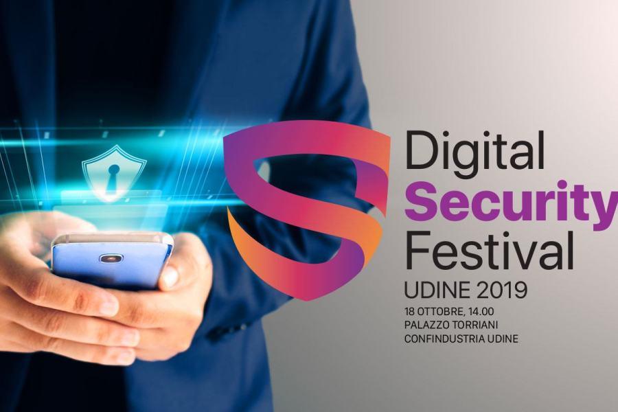 Si amplia il Digital Security Festival 2019 di Udine, anche la Polizia fra i relatori del 18 ottobre.