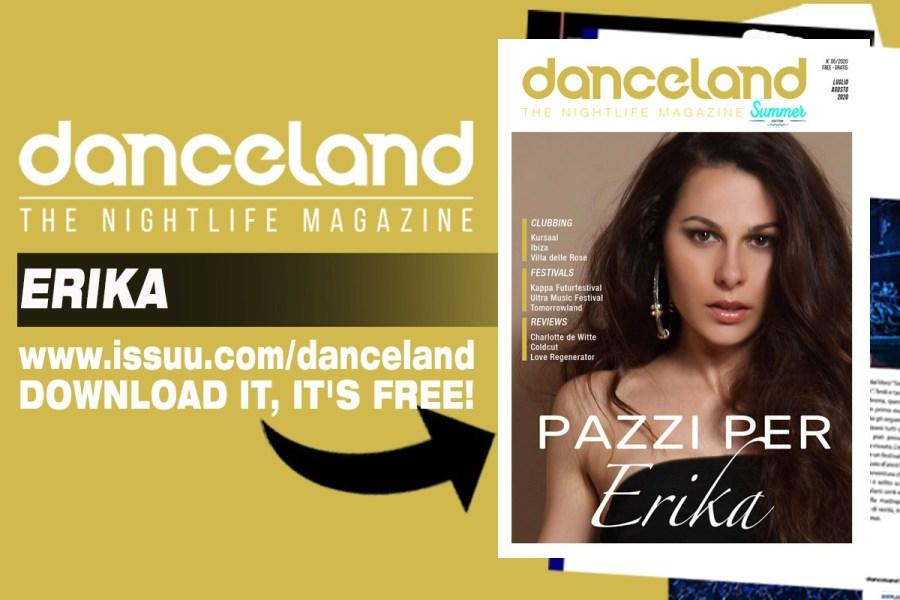 Danceland: il numero di luglio e agosto 2020 è on line!