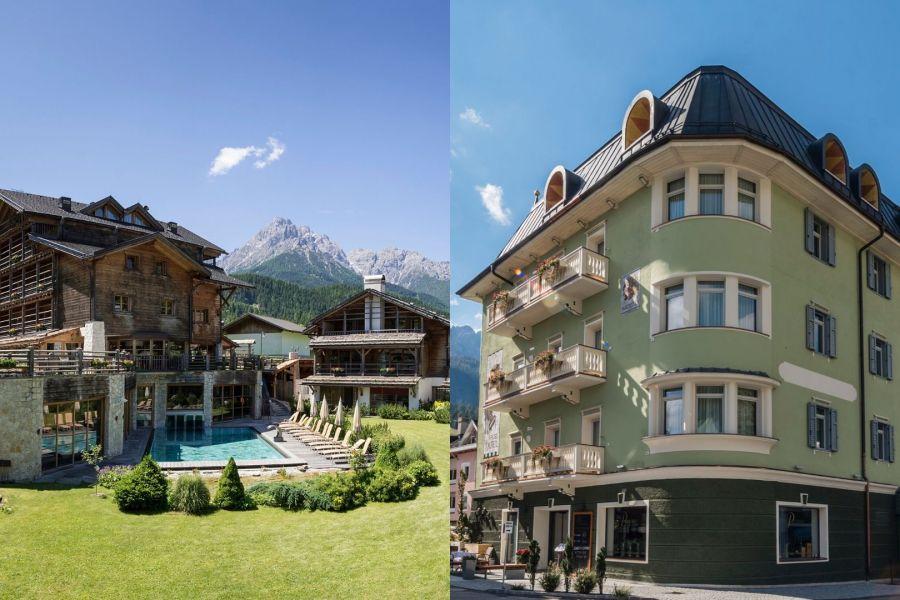 Sport e natura al Post Hotel di San Candido: in coppia, una vacanza tra i panorami delle Dolomiti.