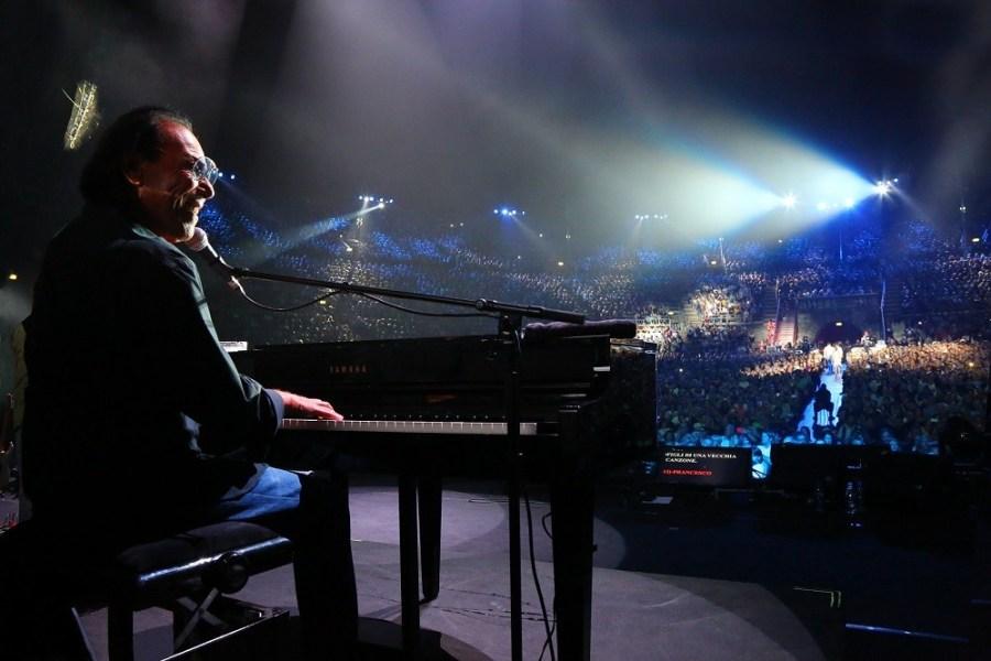 ANTONELLO VENDITTI – Il concerto di Jesolo (Ve) del 19 dicembre è rinviato a sabato 5 giugno 2021