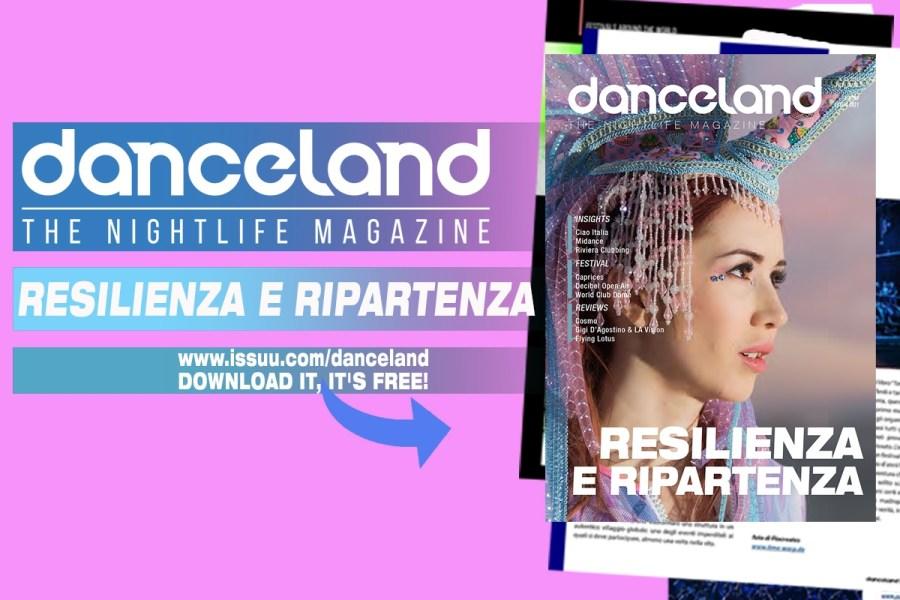 Il nuovo numero di Danceland è on line