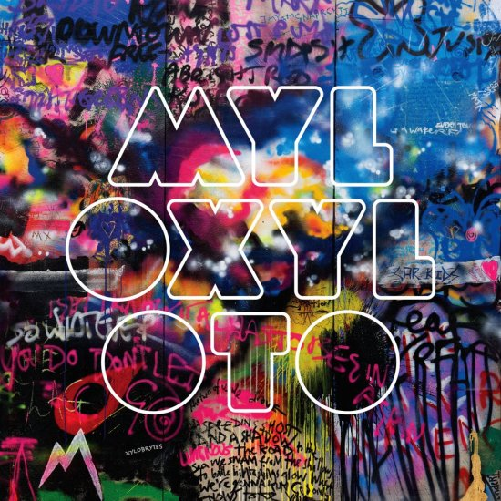 coldplay mylo