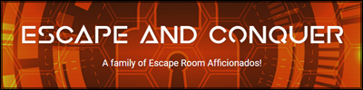 Escape And Conquer Logo