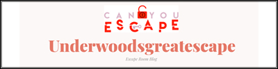 Underwood's Great Escape Logo