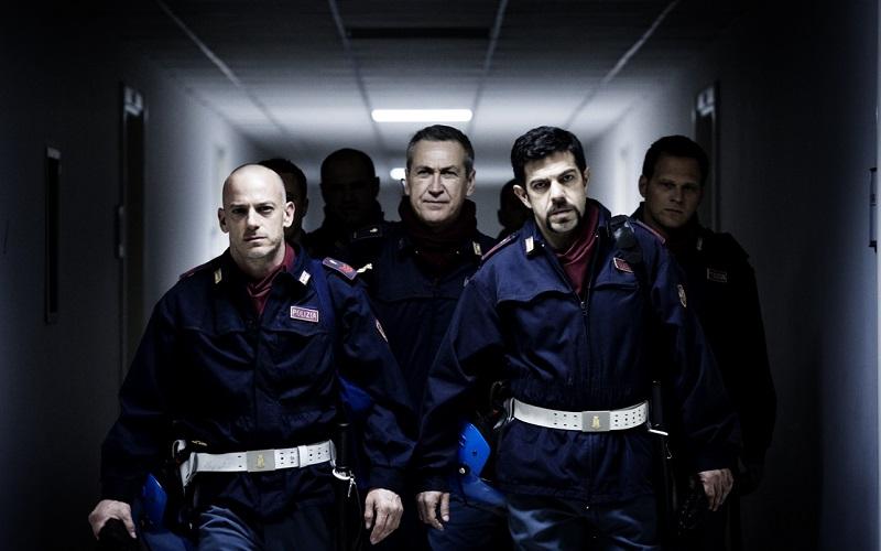 Foto della locandina del film ACAB all cops are bastards