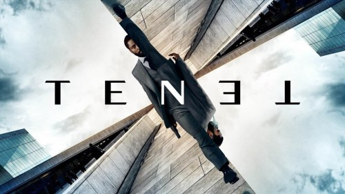 Il poster di Tenet (Credits: Warner Bros Entertainment Italia)