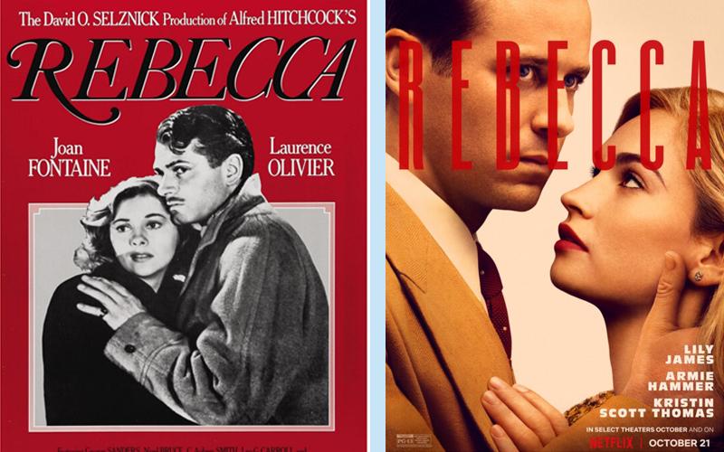 Rebecca, 1940 vs 2020 – Il confronto tra le versioni di Hitchcock e Netflix