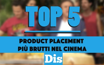 Product placement – Top 5 dei peggiori utilizzi di un brand al cinema