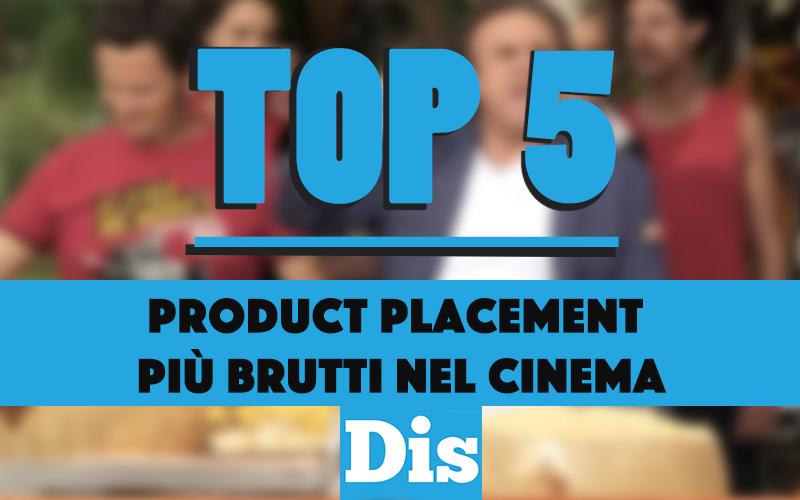 Top 5 product placement peggiori del cinema