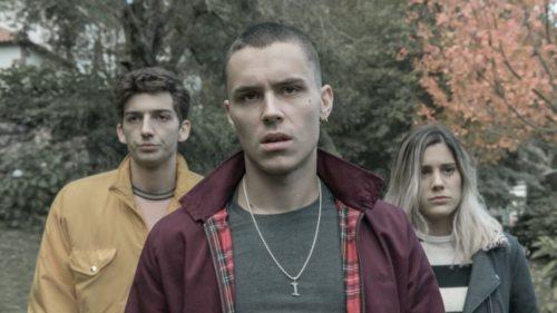 Una scena della serie di Netflix