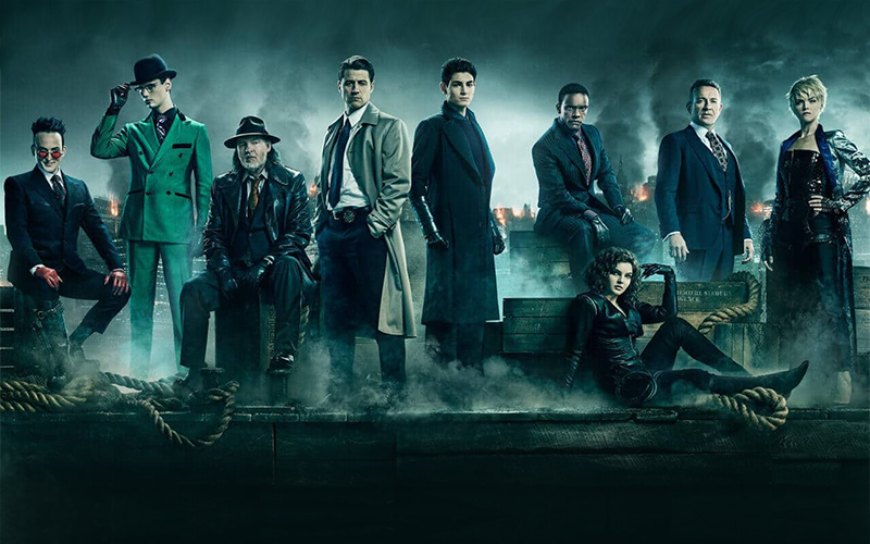 Gotham cast stagione 5