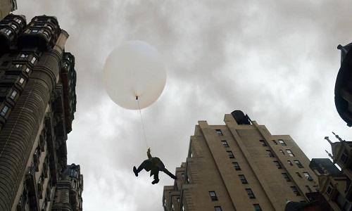 mostro della settimana in Gotham: The Ballonman