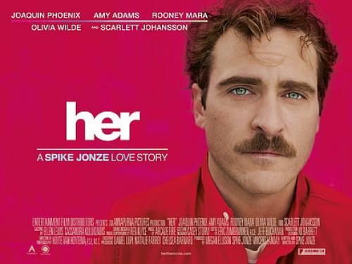 Il volto baffuto di Joaquin Phoenix non può dirci tutto. Lo sceglierete come film d'amore di San Valentino 2021?