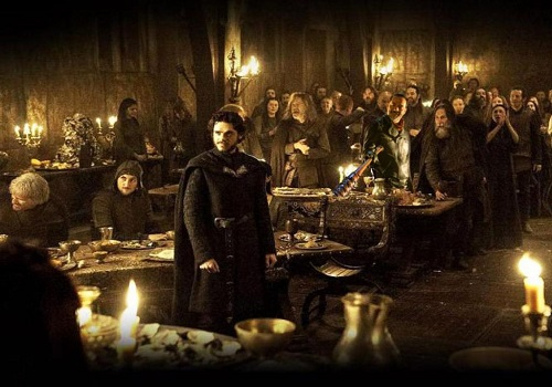 il red wedding : wham episode di Game of thrones