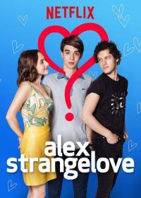 Locandina di Alex Strangelove, film sulla bisessualità