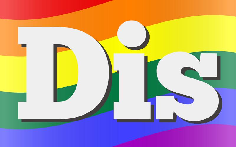 Il nostro logo rivisto per celebrare il Pride Month 2021