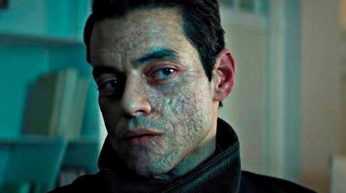 Il personaggio di Rami Malek in No time to die
