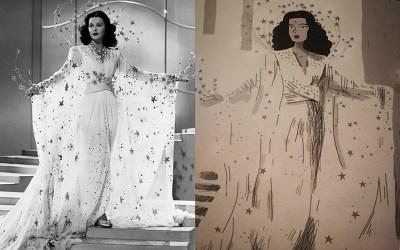 Hedy Lamarr – Un fumetto sulla vita straordinaria dell'attrice che inventò il wi-fi