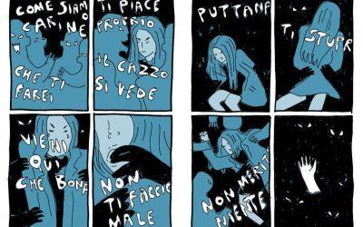 Anestesia di Fumettibrutti – Ama te stesso come il prossimo