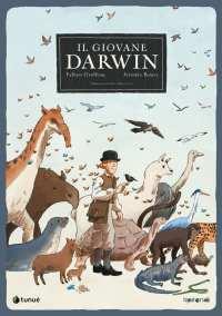 Copertina del Giovane Darwin