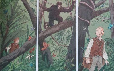 Il giovane Darwin – Il fumetto di Grolleau e Royer sullo scienziato esploratore