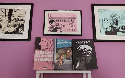 Tre fumetti di Alessandro Baronciani che consiglio, aspettando Monokerostina