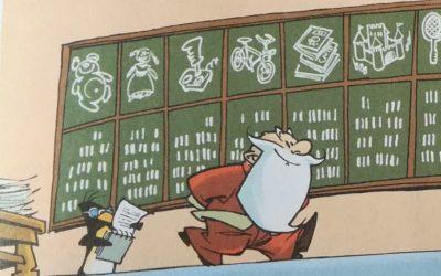 Piccolo Babbo Natale – Un fumetto speciale che unisce grandi e piccini