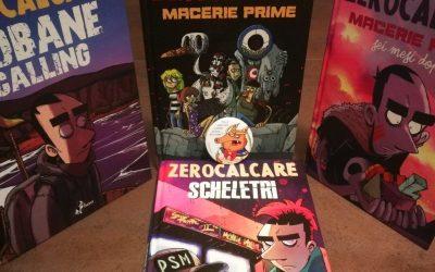 Il mercato del fumetto in Italia – L'evoluzione degli ultimi 20 anni da Tex a Zerocalcare