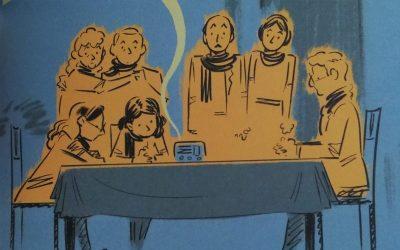 Un fumetto su Anne Frank – La storia di pochi per la memoria di tutti