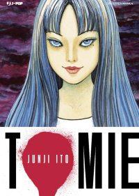Copertina di Tomie, libro di Junji Ito.